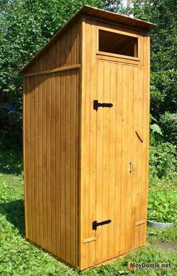 вычитание деревянный туалет для дачи цена толщина